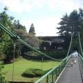 中山CC吊り橋からハウス№2