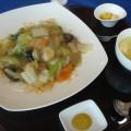 上野原CC食事№3